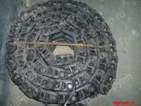 84E7-00190, 84E7-00191 гусеничная цепь Hyundai R450LC-7, R500LC-7
