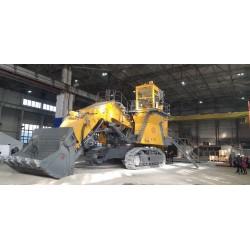 300-тонный экскаватор гордость Екатеринбурга!
